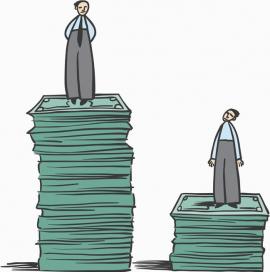 Desigualdad salarial