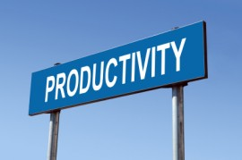 Productivity signpost