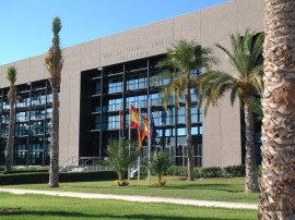 Faculty of Social and Legal Sciences of Elche1