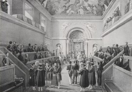 Spanish_State_opening_of_Parliament_1834